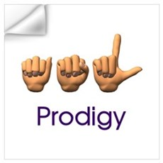 ASL Prodigy Wall Decal
